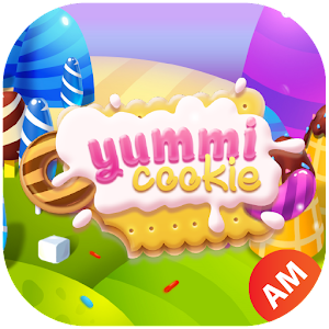 Yummi Cookie Match3 Icon