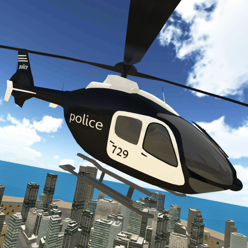 Police Helicopter Simulator (game)