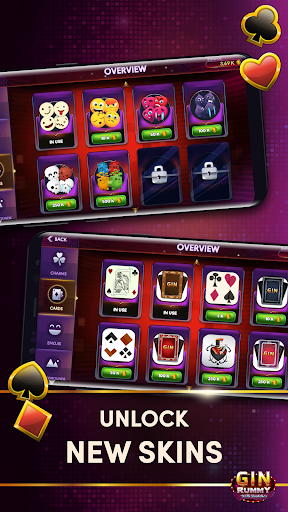 Gin Rummy - Online Card Game android2mod screenshots 5