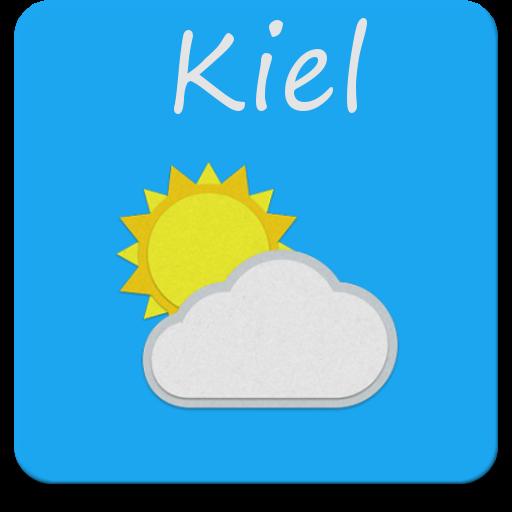 Das Wetter in Kiel 天氣 App LOGO-硬是要APP