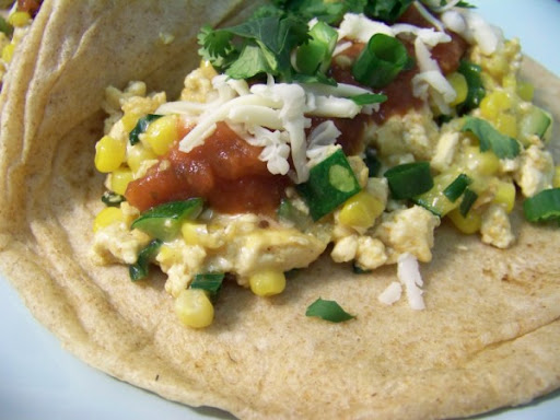 Other People's Food: Southwestern Tofu Scramble