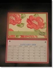 Wild Rose Calendar 004