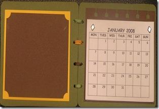 Coaster Calendar 001