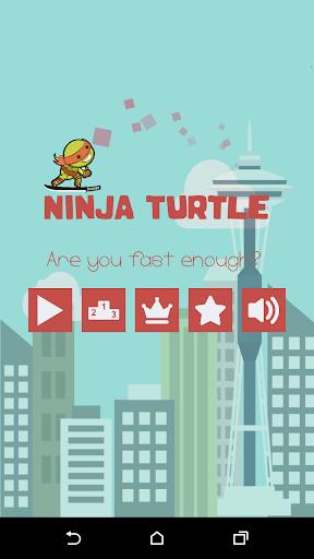 Ninja Turtle Jump