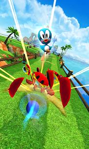 تحميل لعبة Sonic Dash مهكرة للاندرويد [آخر اصدار] 4