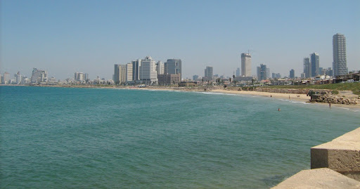 Tel Aviv skyline from Jaffa