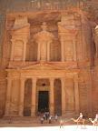 The Khazneh at Petra