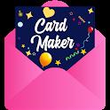 Invitation Maker Free - Birthday & Wedding Card icon