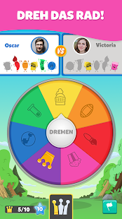 Neunmalklug (Trivia Crack 2) Screenshot