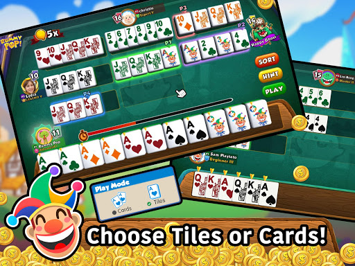 Rummy Pop! The newest, most exciting Rummy Mahjong screenshot 2