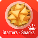 Starters & Snacks Diet recipes icon