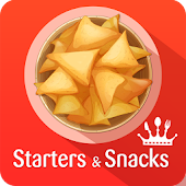 Starters & Snacks Diet recipes