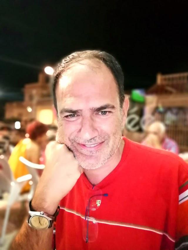 El investigador Antonio Ramírez.