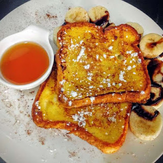Vegan French Toast Recipe (Eggless French Toast).