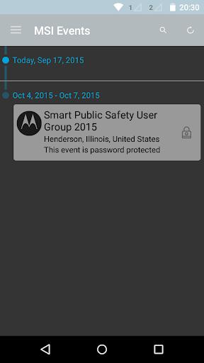 Motorola Solutions Events