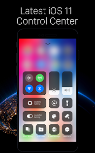 Launcher for iOS: New iPhone X ios 11 Style Theme - náhled