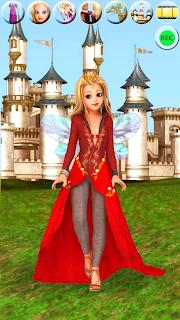 My Little Talking Princess screenshot 04