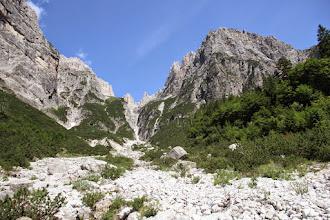 Photo: Inizio Val perse