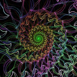 by Jasenka LV - Illustration Abstract & Patterns