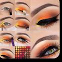 Eye Make Up Step by Step icon