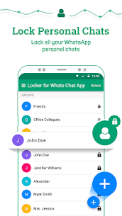 Locker for Whats Chat App – Secure Private Chat 4