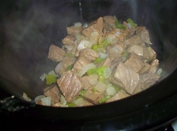 Transfer to a 3 quart slow cooker.