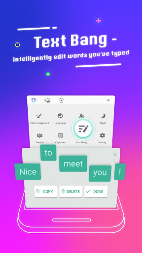 Typany Keyboard u2013 Themes&GIF, Emoji Maker, Doodle 3.6.0 screenshots 6