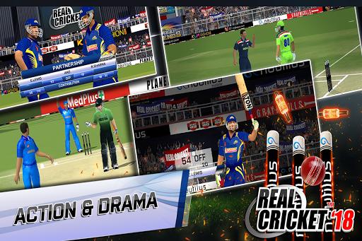 Real Cricketu2122 18 1.1 screenshots 8