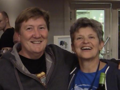 Josine en Peggy