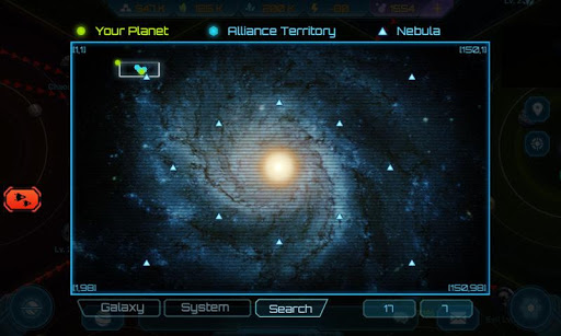 Galaxy Clash: Evolved Empire  screenshots 2