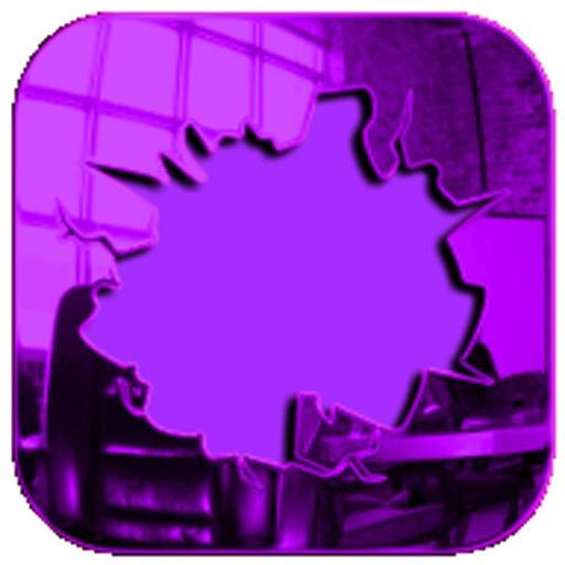 Purple Breakout 個人化 LOGO-玩APPs