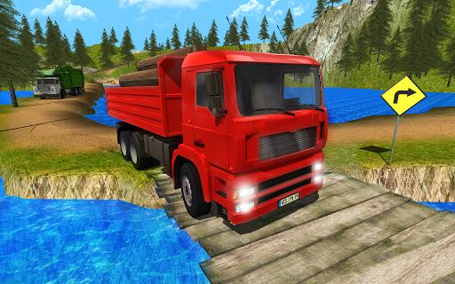 Truck Cargo Driver 3D screenshot 2