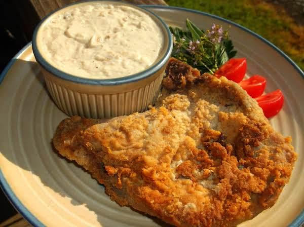 Country Fried Pork Chops With Creamy Milk Gravy