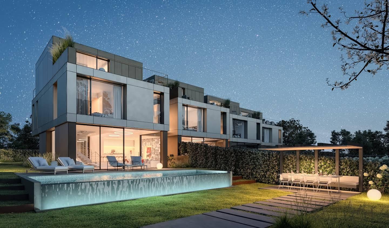 Villa avec piscine et jardin Genève