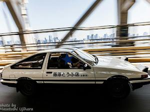 スプリンタートレノ AE86 GT-APEXのカスタム事例画像 イチDさんの2019年07月14日20:56の投稿