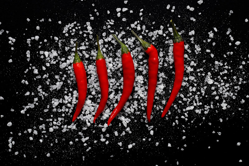 Chili pepper di luca bozzolan