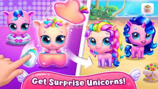 Kpopsies - Hatch Your Unicorn Idol apkdebit screenshots 4