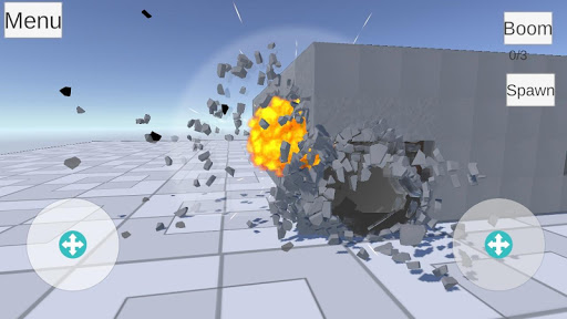 Destruction physics  trampa 7