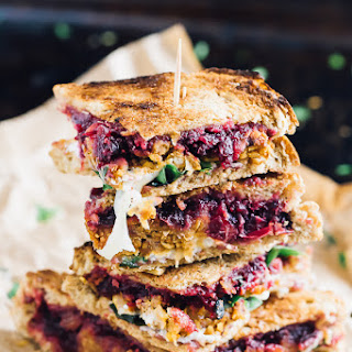 Cranberry Sandwiches Recipes