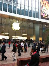 Photo: Apple in Shanghai