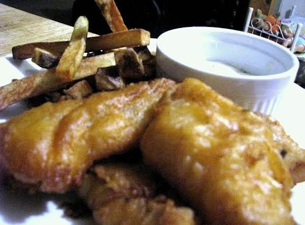 Beer-battered Fish & Seafood Recipe