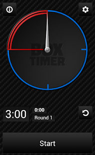 BoxTimer Boxing Timer- screenshot thumbnail