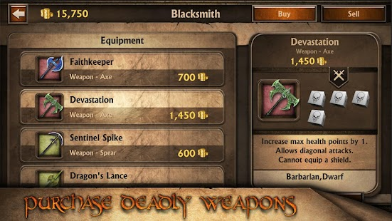 Arcane Quest HD- screenshot thumbnail