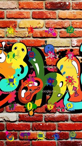 Cute  graffiti|玩漫畫App免費|玩APPs