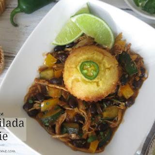 Savory Enchilada Pot Pie (GF, DF)