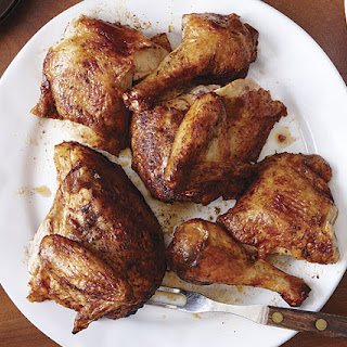 Tex-Mex Beer-Can Chicken