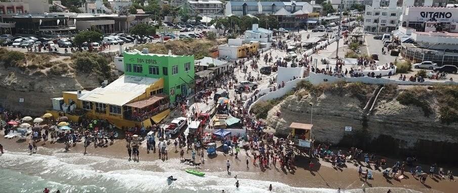 ラス・グルータスのビーチ