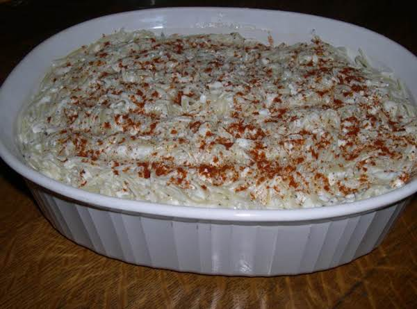 Hungarian Noodle Bake Recipe