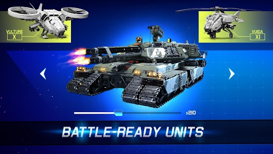War Planet Online: Real-Time Strategy MMO Game 2