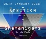 Ambition presents. Kilopascal [Cpt] : Shenanigans Irish Pub